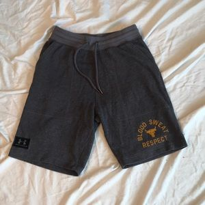 Project Rock Under Armour Shorts